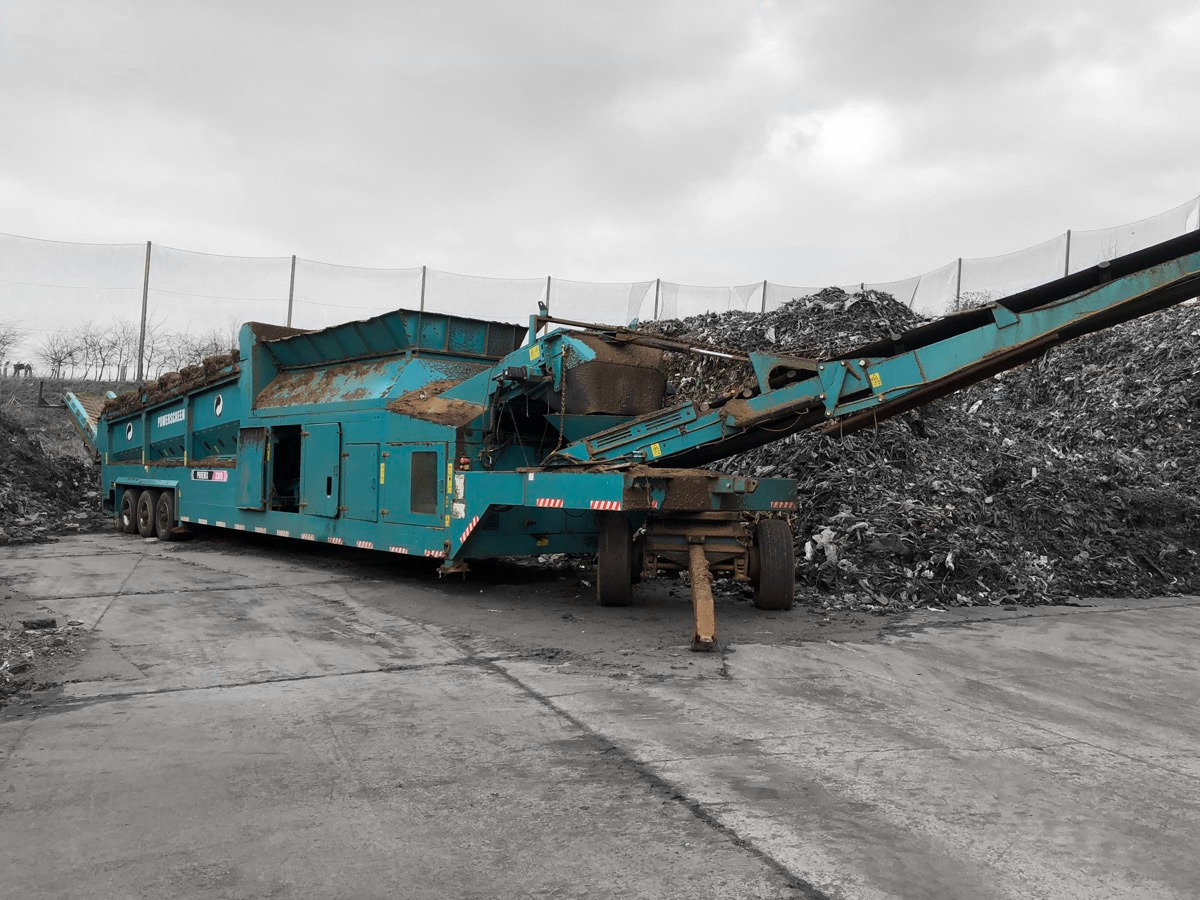 Powerscreen Phoenix 3300 TROMMEL Screener -
