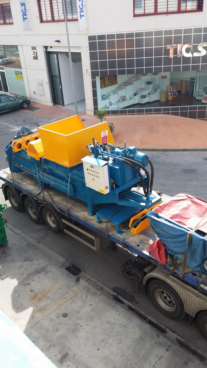 Recycling Machinery For Sale / Hire UK | ThinkRPM