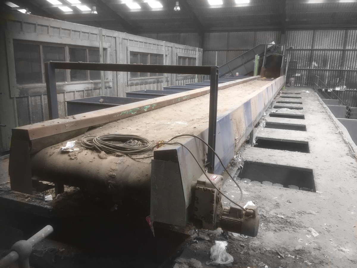 RPM Conveyor 28M CONVEYOR -
